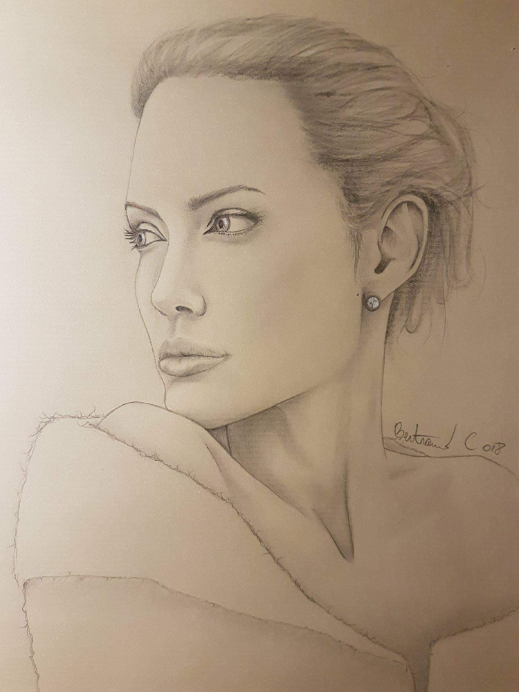 Angelina Jolie by Cedric08